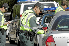 Medio año de prisión para un kamikaze que escapó de un control de alcoholemia en Llucmajor