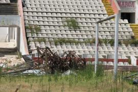 El Govern confirma que el estadio Lluis Sitjar  es la mejor opción para acoger el Recinto Ferial
