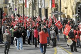 CCOO y UGT preparan un Primero de Mayo 'calentito' tras la protesta del 29-M