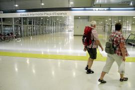 El Govern pone en alquiler 1.553 metros cuadrados de la Estación Intermodal