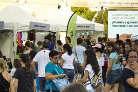Éxito en el Animal Fest de Porto Pi Centro con 17 adopciones y 668 euros de recaudación