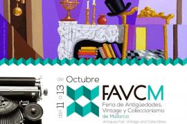 Regresa la Feria de Antigüedades, Vintage y Coleccionismo de Mallorca
