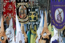 Los Estendards abrieron la Semana Santa en Palma