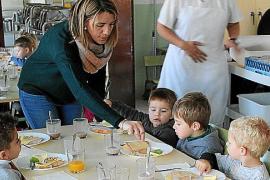FAPA Mallorca solicita que el comedor escolar se extienda a los institutos