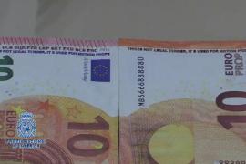 Policía alerta de billetes falsos en toda España