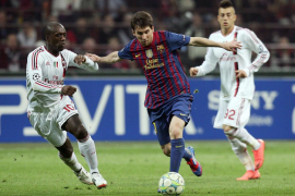 Pulso de clásicos en el Camp Nou tras una gran semana europea