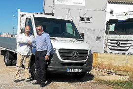 La empresa de transportes Palomero Cargo amplía su flota con Mercedes Benz