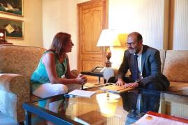 Armengol instará al Gobierno a solicitar la oficialidad del catalán a la UE