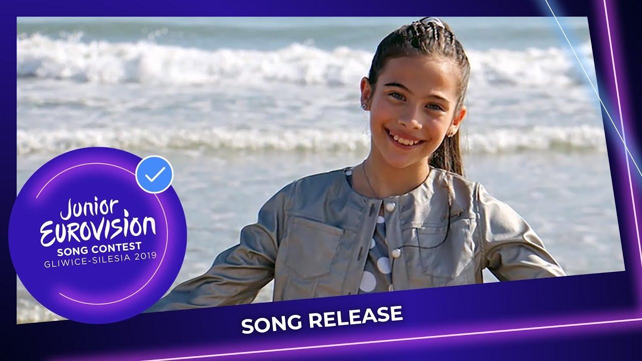 Presentan 'Marte', la canción de Melani que representará a España en Eurovisión Junior