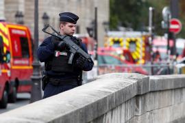 La Fiscalía Antiterrorista asume la investigación del ataque en la Prefectura de París