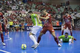 El Palma Futsal araña un punto ante ElPozo Murcia