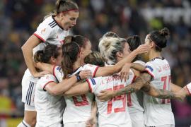 La selección femenina de España golea a Azerbaiyán en un partido cómodo