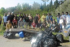 Los ecologistas inician un calendario de actuaciones para mejorar los torrentes