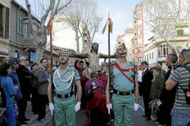 Vía Crucis del Cristo de la Agonía