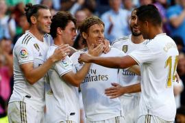El Real Madrid se aferra al liderato con dosis de sufrimiento