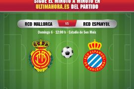 Así hemos vivido el Real Mallorca-Espanyol