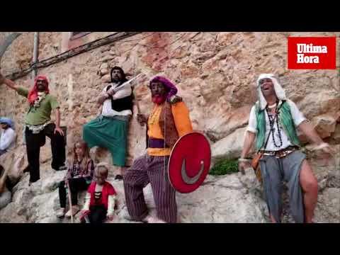 La batalla de Moros i Cristians cierra las Festes d'Octubre de Valldemossa