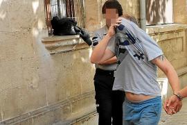 El acusado de querer raptar a una chica en Palma: «Sólo quería hablar con ella»