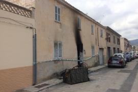 El fallecido en el incendio de Moscari sufría síndrome de Diógenes