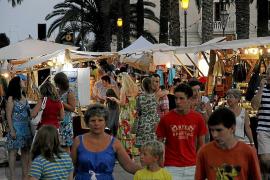 Cort estudia trasladar el mercado del Passeig Sagrera al Parc de la Mar