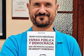 Pedro Macías, docente del CESAG, finalista de los 'Goya' de la educación