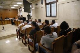 El clan de los Lobato acepta penas que suman 40 años de cárcel por 21 atracos