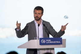 Casado afea a Rivera que podría haber pactado antes con el PSOE y «ahorrado» las elecciones