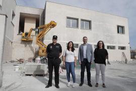 El centro de servicios sociales y la comisaría de Policía de Son Gotleu reabrirá este mes