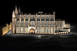 Cort renuncia a iluminar la Catedral con colores