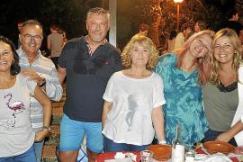 'Sopar de fideus' en Can Arabí de Binissalem