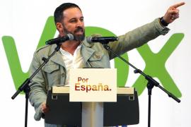 Santiago Abascal, el aspirante a Cid del siglo XXI