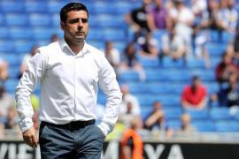 El Espanyol cesa a Gallego tras caer en Son Moix y confirma a Machín