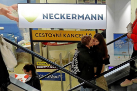 Cartel de Neckerman, en quiebra tras la de Thomas Cook