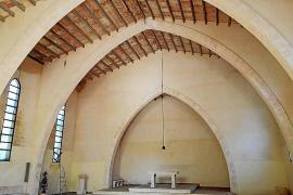 La reparación de los daños de la iglesia de la Cala Sant Vicenç costará 300.000 euros
