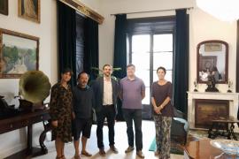 Un taller sobre el Holocausto o la visita teatralizada Can Balaguer, novedades de Palma Educa