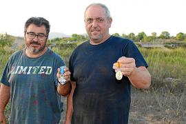 Los condecorados de Sant Llorenç: «Nos han dado las medallas pero hubo muchos héroes»