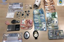 Detenido el dueño de un local de Ibiza que escondía cocaína y éxtasis en ambientadores