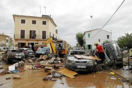 Los trece nombres de la riada de Sant Llorenç