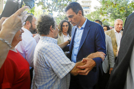 Sánchez promete reducir las peonadas para Andalucía y Extremadura para acceder al subsidio agrario