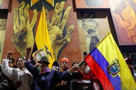 Indígenas toman la Asamblea Nacional de Ecuador al grito de «¡fuera Moreno!»