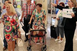 Los viajes del Imserso se prolongarán hasta finales de junio en Baleares