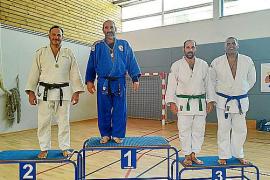 El judo pitiuso viaja al Mundial de veteranos