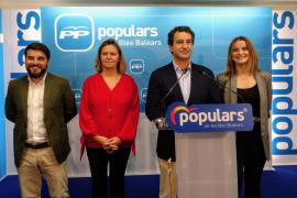 Prohens ve las elecciones como una «segunda vuelta» por el «egoísmo de Sánchez»
