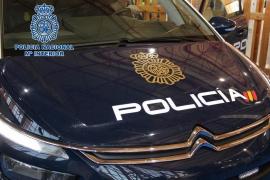 Detenido un joven en Palma por cinco hurtos y por quebrantar órdenes de alejamiento de tiendas