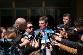 Juan Carlos Quer, en libertad con cargos tras ser detenido por intentar atropellar a su exmujer