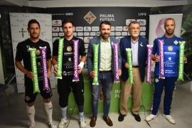 El Palma Futsal se vuelca contra el cáncer de mama