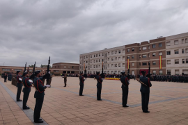 La cúpula de los Mossos abandona «ofendida» el acto de la Guardia Civil
