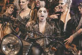 El Circo de los Horrores llega a Palma con 'Apocalipsis', la fusión de ópera, rock y circo