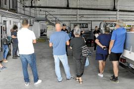 La policía investiga la venta de coches robados que Cort subastó en Son Toells