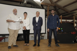 Entrega de premios de Connect'Up Grow 2019